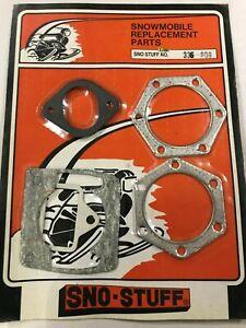 Cuyuna JLO 2F 440 6bt 335-806 Gaskets NOS Sno Stuff Scorpion Columbia Vintage