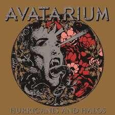 - Hurricanes and Halos by Avatarium CD LTD DIGIPAK -
