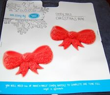 Make n Mold Candy Molds Christmas Bow   B321