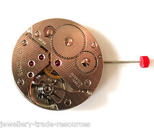 Nuevo ETA Unitas 6497 reloj de movimiento mecánico de mano de viento pequeñas segundos