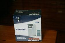 Panasonic Rear Wireless Digital Transmitter & Receiver Kit SH-FX60,HomeTheater