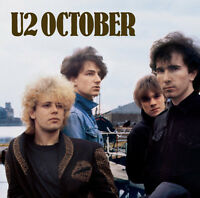 U2 October CD BRAND NEW