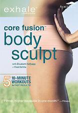 Exhale - Core Fusion Body Sculpt (DVD, 2008)242