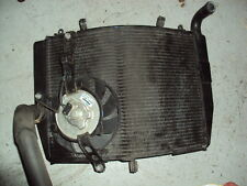 07 08 Honda CBR 600 RR Radiator with Fan KK