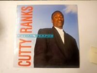 Cutty Ranks-Lethal Weapon Vinyl LP 1991