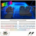 12pc LEDGlow Million Color LED Boat & Marine Cabin Neon Light Kit - Waterproof