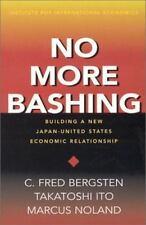 NO MORE BASHING - NEW PAPERBACK BOOK
