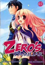 Zero's Familiar Omnibus TPB #6-7-1ST NM 2014 Stock Image