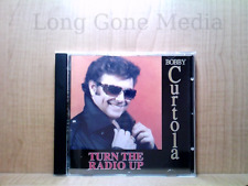 Turn The Radio Up by Robby Curtola (CD)