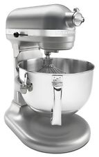 KitchenAid Professional 610 Bowl-Lift Stand Mixer 10-Speed Nickel Pearl
