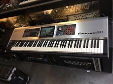 Roland Fantom G8 88Key Keyboard / Synthesizer / pads , Hard Case  //ARMENS//