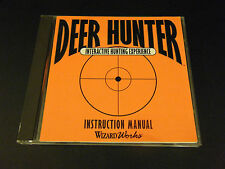 Deer Hunter: Interactive Hunting Experience (PC, 1997)