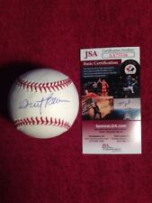 DUSTY BAKER Signed Major League Baseball Autographed JSA COA AUTO