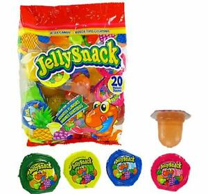 TIKTOK JELLY FRUIT Juicy 20 PIECES..... IN STOCK!!!! JELLY SNACK 🔥🔥🔥FAMOUS