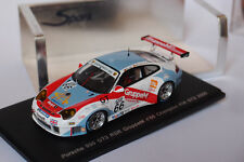 SPARK PORSCHE 996 GT3 RSR #66  GRUPPE M CHAMPION FIA GT2 2005 1:43