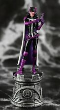 Eaglemoss DC Batman Chess Set Issue #21 HUNTRESS - White Rook - no magazine