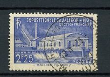 France 1939 SG#644 Water Exhibition Used #A19191
