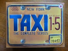 Taxi DVD Boxset, Complete Seasons 1-5 with cover sleeve