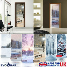 Vinyl Door Christmas Wall Decals & Stickers