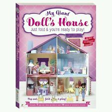 "MY GIANT DOLL""S HOUSE JUST FOLD AND PLAY"