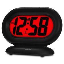Réveils et radios-réveils date/calendrier pour la chambre