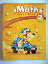 iMaths 7: Student Activity Book by Chris Linthorne (Paperback, 2008)