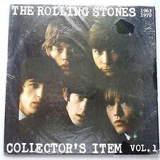 Rolling Stones - Collector's Item Vol 1 1963-1970 Vinyl LP Rare Philippines
