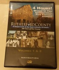 200 Years of History RUTHERFORD COUNTY TN TENNESSEE 2-DVD set 4 HR Award-Winning