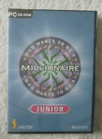 45054 - Who Wants To Be A Millionaire Junior [NEW / SEALED] - PC (2001) Windows