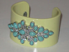 - Great Spring/Summer Colors -Rv $128 Lia Sophia Spritzer Bracelet Size Small