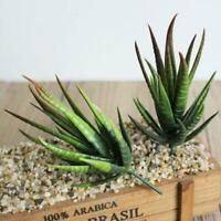 Künstliche Sukkulenten Aloe Landschaft Pflanzen Kunstpflanzen Garten Dekor