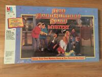 THE BABY-SITTERS CLUB MYSTERY Board Game Vintage 1992 Milton Bradley New SEALED