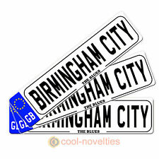 "GREAT BOOKMARK GIFT FOR FOOTBALL FANS ""BIRMINGHAM CITY"" PERFECT FOR FOOTY FAN"