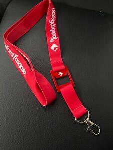 ROCKFORD FOSGATE Laynard Bottle Cap Opener NEW keychain id holder