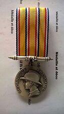 Médaille d'Honneur des Pompiers - 20 ans (fra 182)