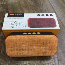 Mini Altavoz Bluetooth Portátil Inalámbrico Radio AUX/TF/FM/USB Android/iPHONE