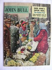 JOHN BULL Jan 30 1954 Frank Berryman Tony Fox Rower David Divine John Appleby