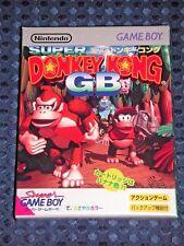 NEW Nintendo GB Super Donkey Kong Game Boy Special Banana Yellow Cart JAPAN F/S