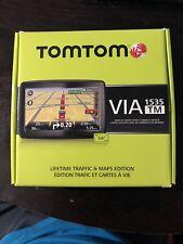 Tom Tom / TomTom VIA 1535TM Tested GPS