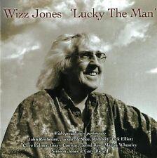 Wizz Jones-Lucky The Man CD NUOVO
