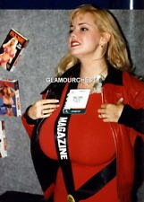 "TRACI TOPPS  8x12"" Original PHOTO- 339 -- SUPER BUSTY LEGEND"