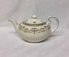 Aynsley Henley China Teapot Green Mark