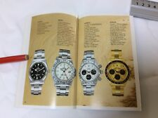 Rolex Oyster Vintage 1986 Watch Catalog  free shipping