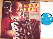 ARMIN RUSCH - Akkordeon-Hitkiste  (JUPITER, D 1983 / LP vg++/m-)