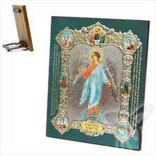 Ikone Schutzengel Holz 15x18 K икона Ангел Хранитель icon ikona