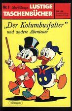 Walt Disneys Lustige Taschenbücher Nr.1 von 1982 Der Kolumbusfalter - TOP Z0-1