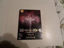 Death Note DVD Vol. 1-18 + soundtrack Japanese Anime Japanese Version