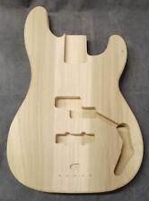 P bass body, Poplar, Std Routs + J, 100% UK Made - PAINT GRADE - Amazing Value