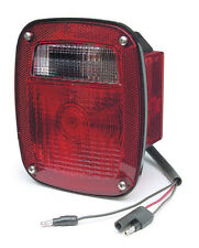 GROTE 52822 - Torsion Mounta?? Two-Stud Stop/Tail/Turn Lamp with Side Marker Lam