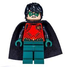 Lego Super Heroes DC Comics Minifigura Robin Set 76034 - Nuevo, 100% Original